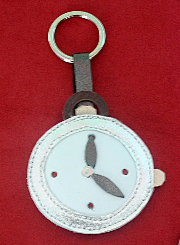 portachiavi Alice orologio
