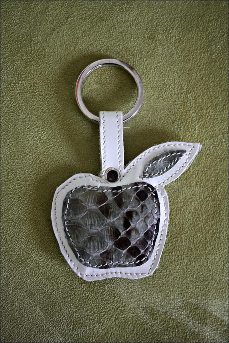 portachiavi mela