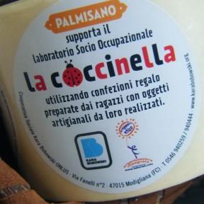 etichetta confezioni Palmisano