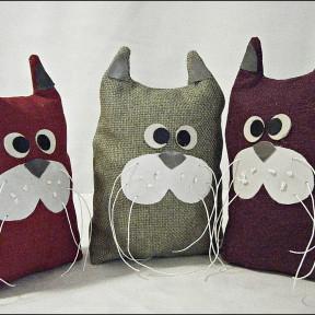 3 fermaporta gatti