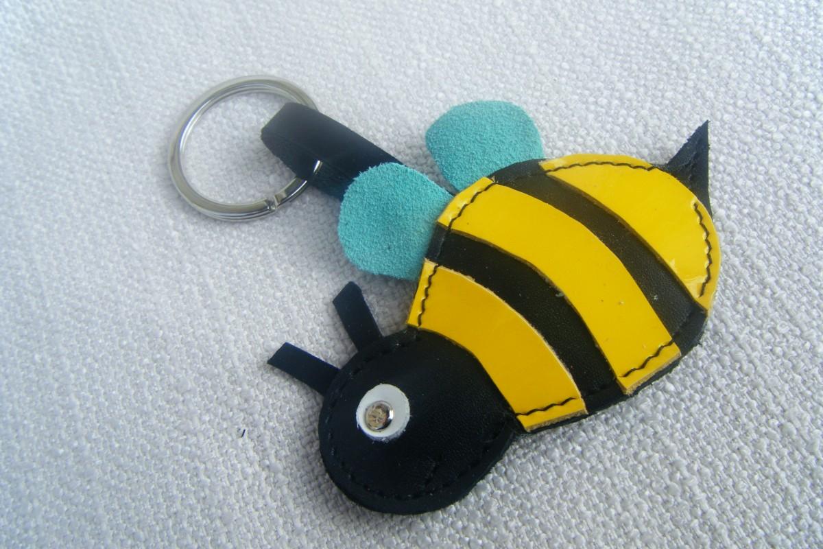 portachiavi ape, versione laterale