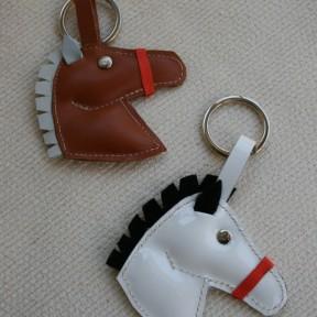 portachiavi cavallo
